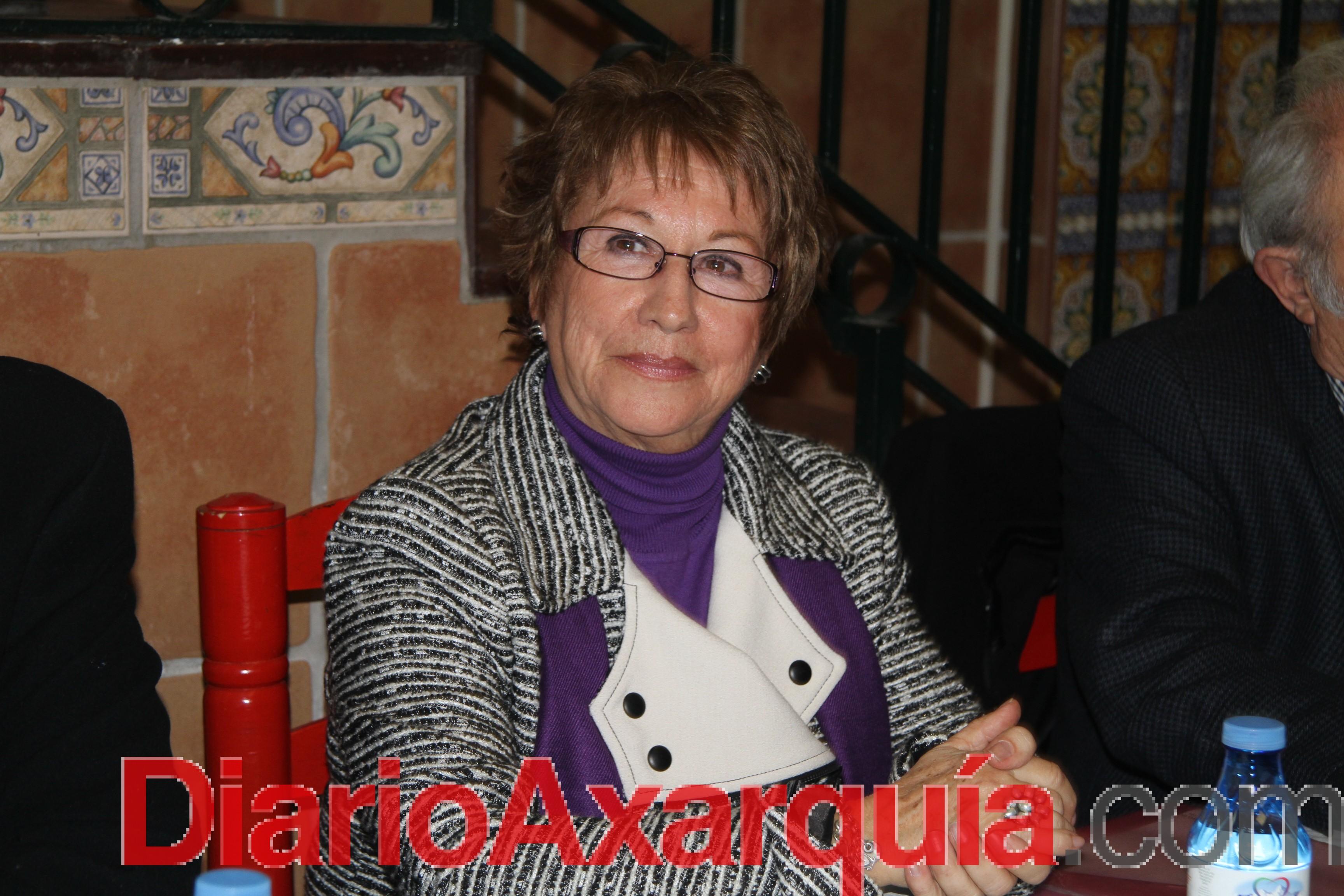 Presentado con éxito 'Mirada en color', el libro de Margarita García- Galán