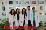 Estudiantes de Medicina de la Universidad de Málaga realizan prácticas en el Hospital Comarcal de la Axarquía