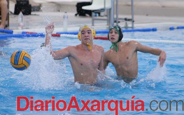 Clínicas Rincón se une al apoyo del Waterpolo Marbella