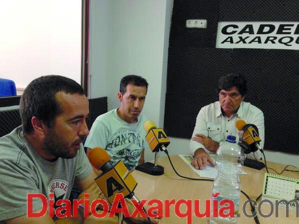 """""""En Almayate no podemos decir que Miguel Ángel Molina haya trabajado por su pueblo"""""""