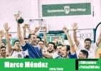 #EBAventura Marce Méndez renueva con el CB Vélez