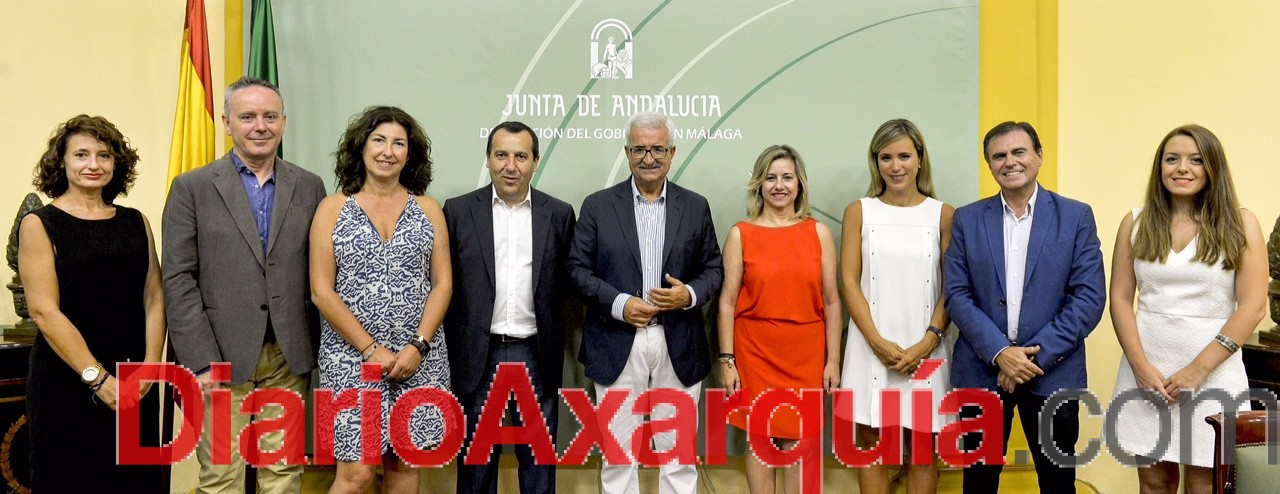 vicepresdiente delegados Málaga (E)