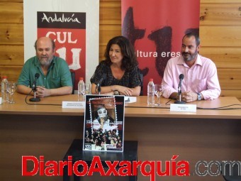 Foto presentación compañía María Zambrano(1)