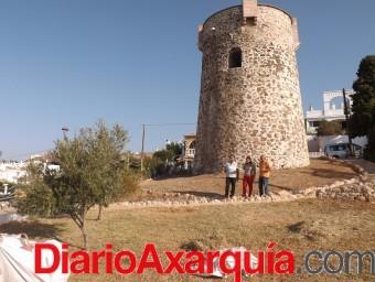 Visita torre vigía T. Benagalbón