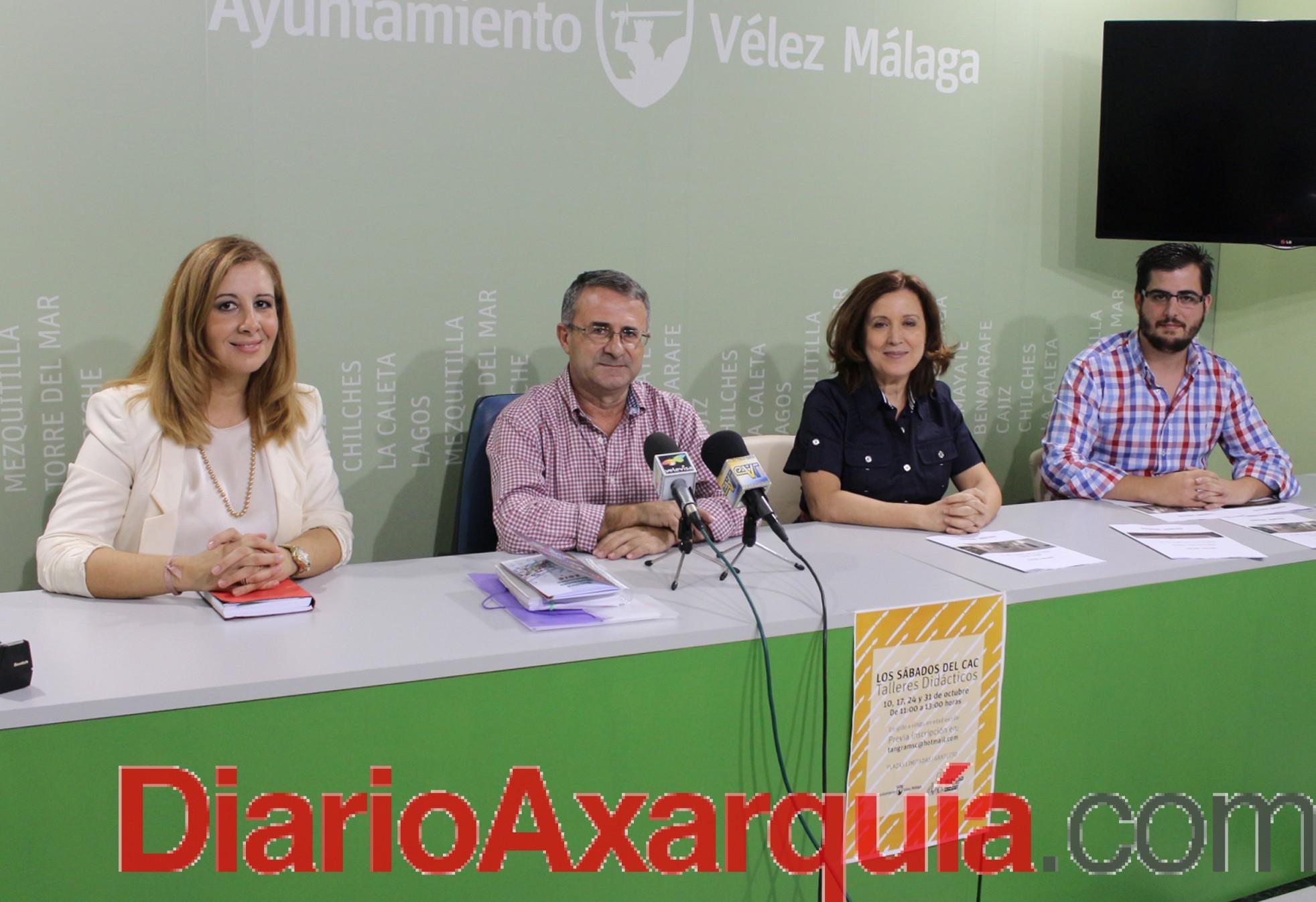 Las obras 'Piedras Preciosas' con Rafael Amargo, 'Taxi' con Josema Yuste y 'Lobas' con María Casal centran el programa cultural del trimestre en Vélez-Málaga