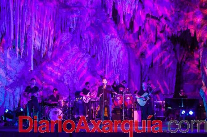 Alborán - Cueva de Nerja 5 julio