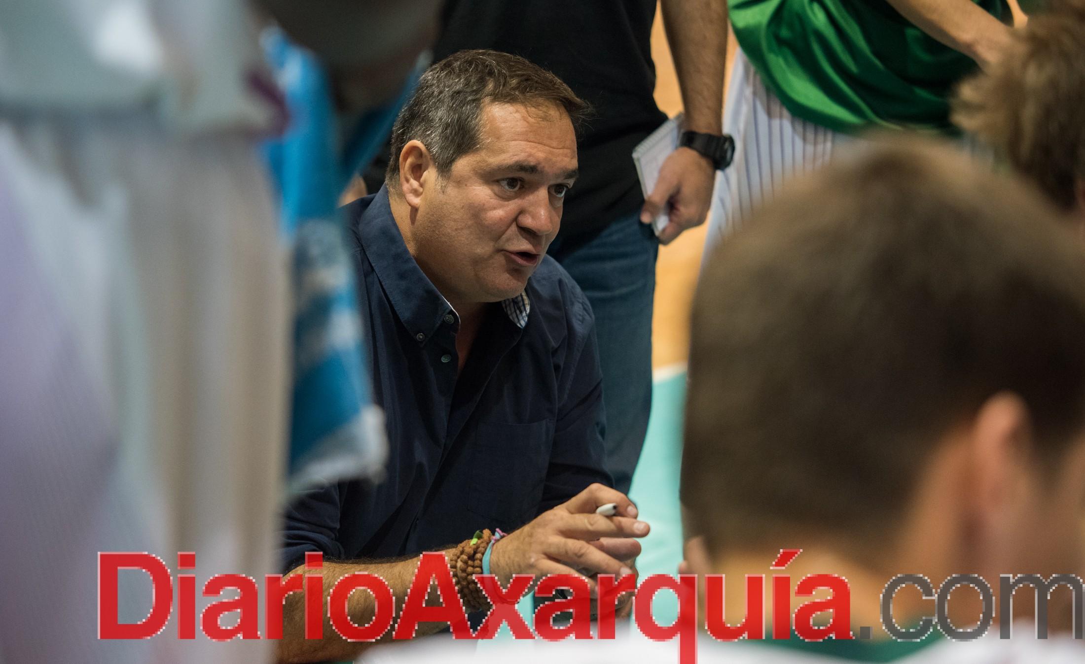 """Paco Aurioles: """"Estamos aprendiendo a competir los últimos minutos de partido"""""""