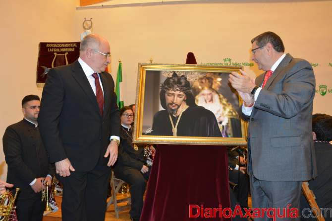 Presentación Cartel Cofradía Humildad y Paz.