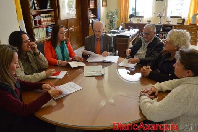 firma cesión local colectivos