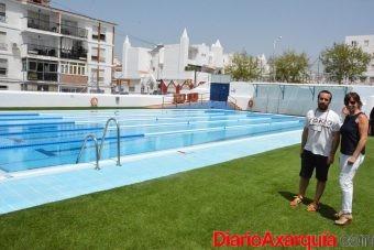 piscina zona Sur