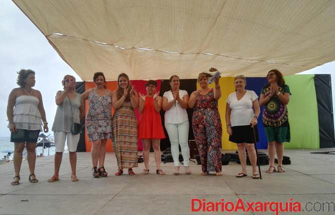 La Asociación de Cuidadores y Enfermos de Alzheimer Bezmiliana (Asalbez), Marengo de Honor de la Feria de Rincón