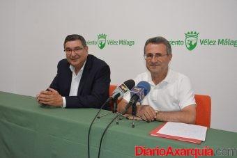 alcalde y José Alarcón