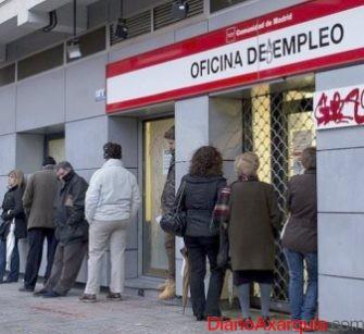 El paro sube en personas en agosto diario axarqu a for Oficina de desempleo malaga