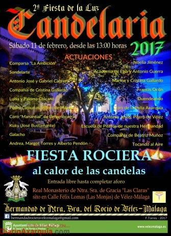 Cartel Candelaria 2017