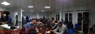 Mesa de Trabajo celebrada en Vélez-Málaga
