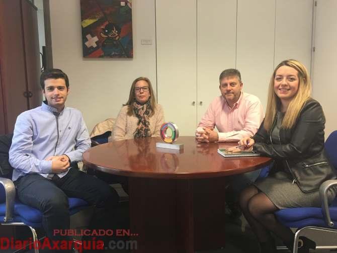 IAJ reunion cofradias