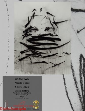 Cartel Exposición Unknown 4 mayo