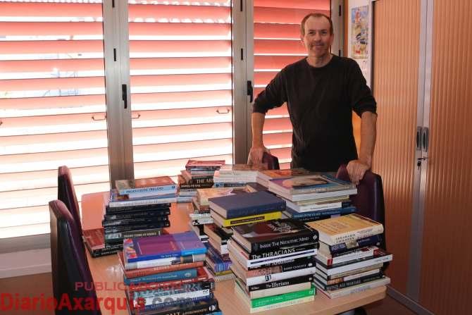 Cesión Colección Libros 15 mayo