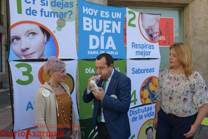 Foto Día Mundial sin tabaco (E)