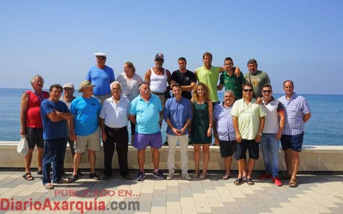 Acción Playas - Empresarios del sector 14 junio