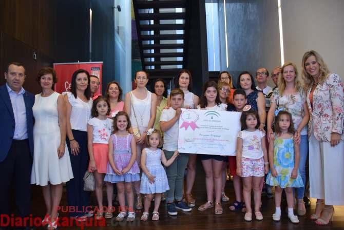 Foto ganadores murales igualdad