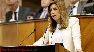 Cambios en el Ejecutivo andaluz de Susana Díaz.