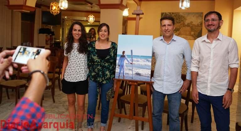 Presentación foto ganadora cartel Feria El Morche 2017 - 19 julio