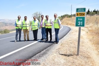 Visita carretera Colmenar Periana 2