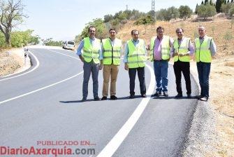 Visita carretera ColmenarPeriana 1