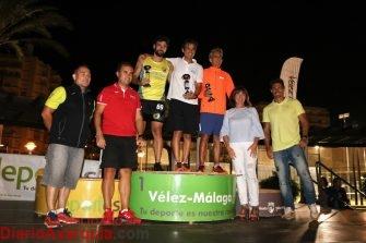 Roberto Entrega Trofeo Legua