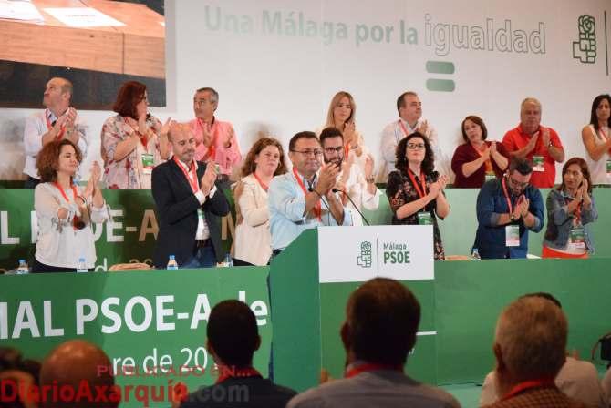 21102017 - Miguel Ángel Heredia en el Congreso Provincial del PSOE de Málaga_04