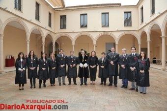 Colegio de Abogados, Santa Teresa en Ronda