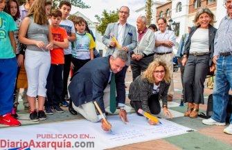 Inauguraci+¦n acto 'Cueva de Nerja, un Poema Gigante' - 31 octubre (2)