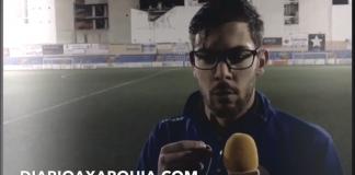 Adrián Bueno en la entrevista con DIARIO AXARQUIA.