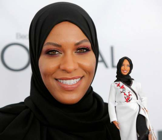 La muñeca forma parte de la línea 'Shero', dedicada a mujeres que rompen fronteras.