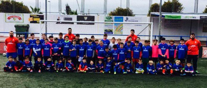 Organizados por la Escuela de Fútbol y la Unión Deportiva.