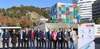Los alcaldes de Málaga, Marbella, Antequera, Ardales, Álora, Mijas, Alhaurín de la Torre y Vélez-Málaga se citan para presentar las distintas etapas.