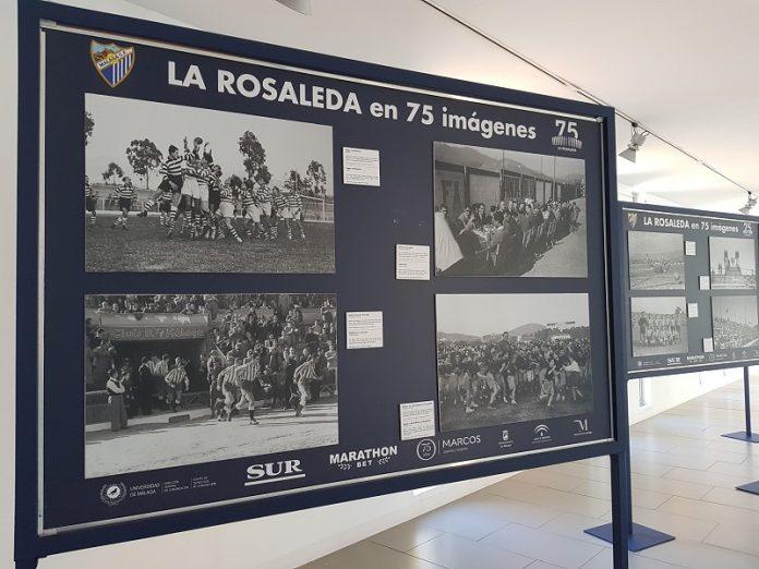 Tras pasar por el Museo&Tour de La Rosaleda, el Complejo de Deportes de la UMA, el centro histórico de la capital y 14 localidades de la provincia, la muestra se exhibirá en la sede del ente provincial hasta el 8 de enero.