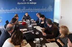 Los proyectos se ejecutarán en Arriate, Alfarnatejo, La Viñuela, Ojén, Pizarra y Arenas