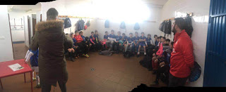 Formar educando, objetivo del Fútbol Base Torreño.