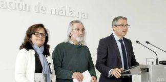 El ente provincial colabora con todas las diputaciones andaluzas a través de la Plataforma de Atención Temprana de Andalucía para mejorar las condiciones de las familias con menores afectados por trastornos en el desarrollo.