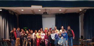 La iniciativa ha sido puesta en marcha hoy en el CEIP Nuestra Señora de Gracia de Riogordo, con la colaboración del Ayuntamiento de la localidad, donde han participado más de 200 menores