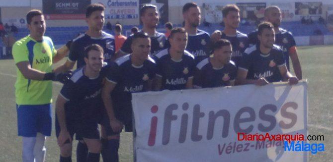 El Vélez sigue igual y no levanta cabeza. Foto: José Luis Castro.