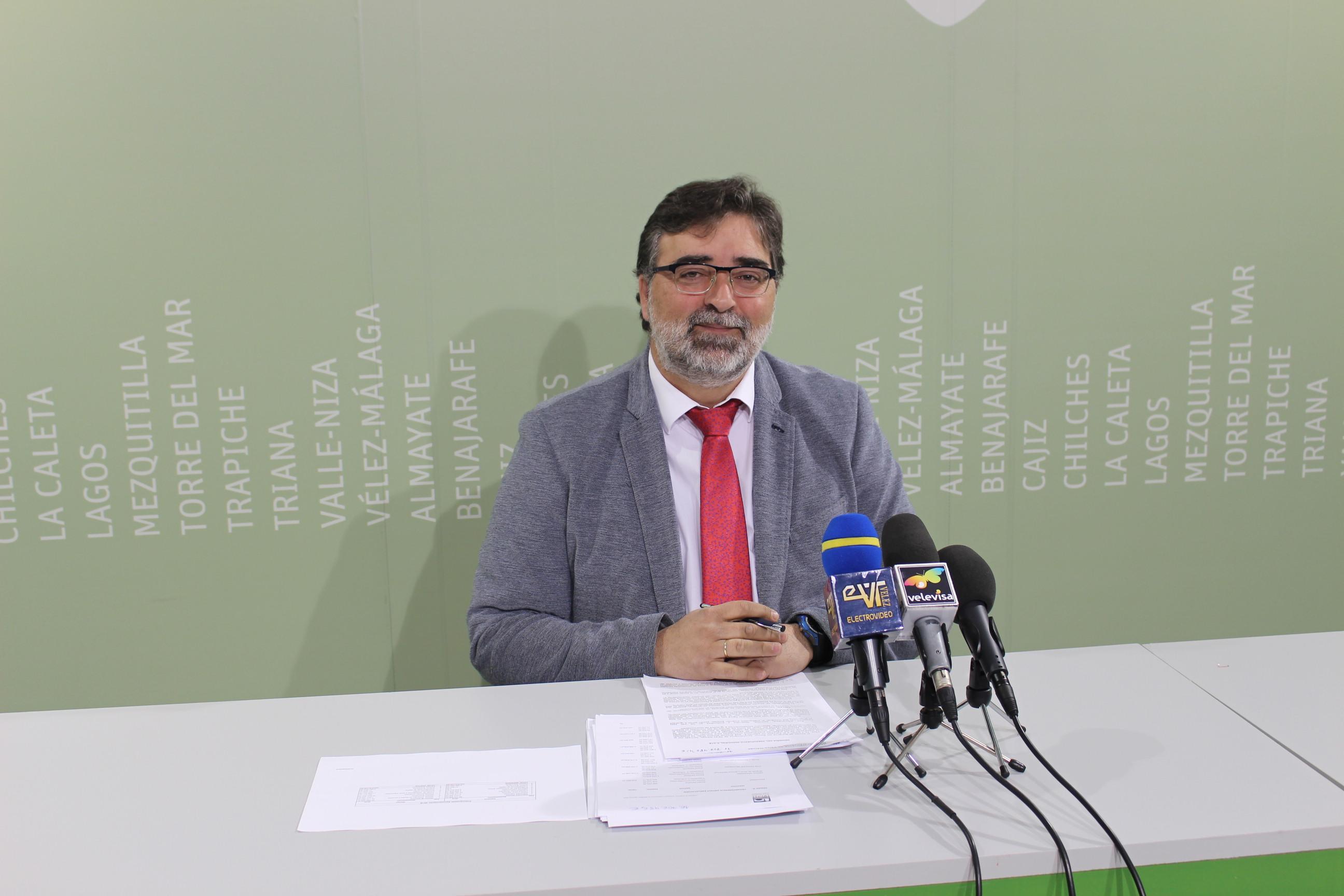 El presupuesto de v lez m laga para 2018 da prioridad a for Oficina de empleo velez malaga