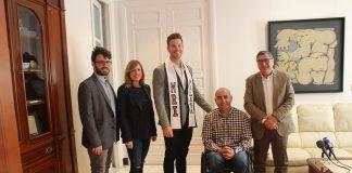 El candidato veleño es el actual Míster Málaga y representará a la provincia en el Certamen Míster Internacional España 2018, que se celebra del 29 de abril al 5 de mayo en el municipio tinerfeño de Los Realejos