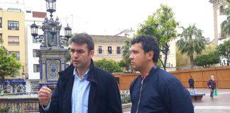 """Joaquín Bellido, coordinador nacional AxSí: """"El partido de Andalucía plantea el desarrollo de esta competencia junto con planes específicos sociales, económicos y de empleo en el Campo de Gibraltar."""