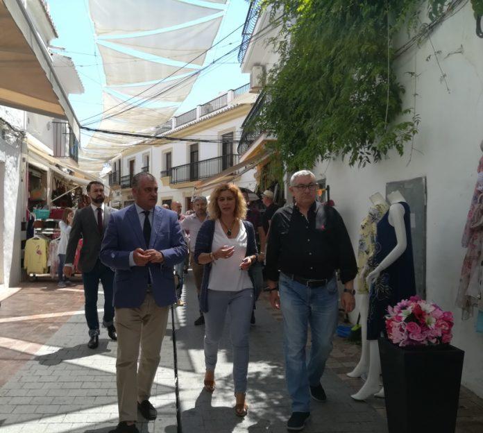En el periodo 2007-2017, esta iniciativa que une a 155 comercios nerjeños ha recibido 515.000€ para su puesta en marcha y consolidación.