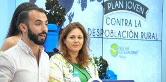 """Kike Rodríguez dice que el apoyo de Díaz a la alianza de Sánchez con los independentistas es """"frustrante"""" para Andalucía"""