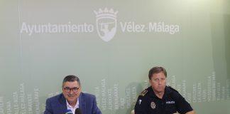 El Ayuntamiento de Vélez-Málaga pone en marcha el 'Grupo de Policía de Distrito' para mejorar la organización territorial, reducir los tiempos de respuesta y fomentar la participación ciudadana en la gestión de la seguridad municipal.