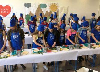 • El programa de este año, que ha superado la treintena de actividades, ha contado con la participación de unos 200 miembros de la comunidad educativa entre alumnos, profesorado y miembros del AMPA.